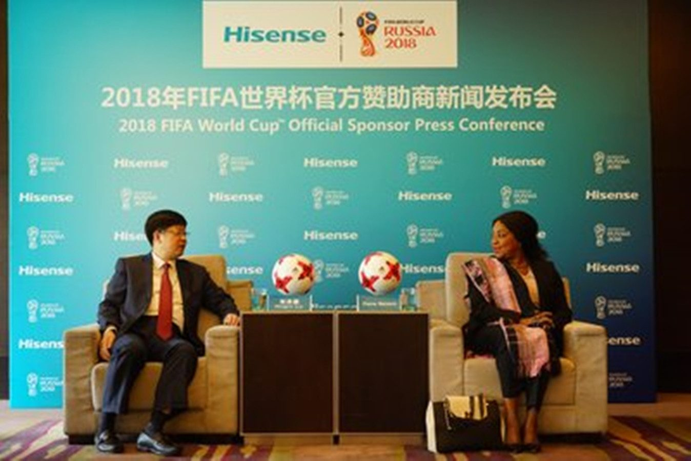 Hisense Becomes Official Sponsor Of 2018 Fifa World CupTM