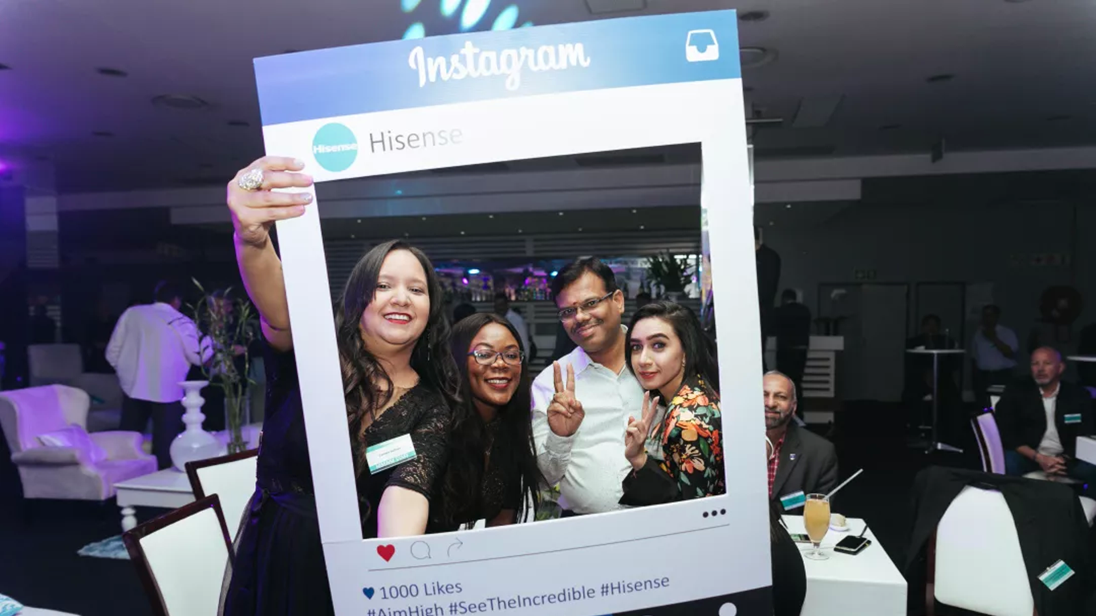 Hisense South Africa #Lifeisbetter Home Appliances New Product Launch Event
