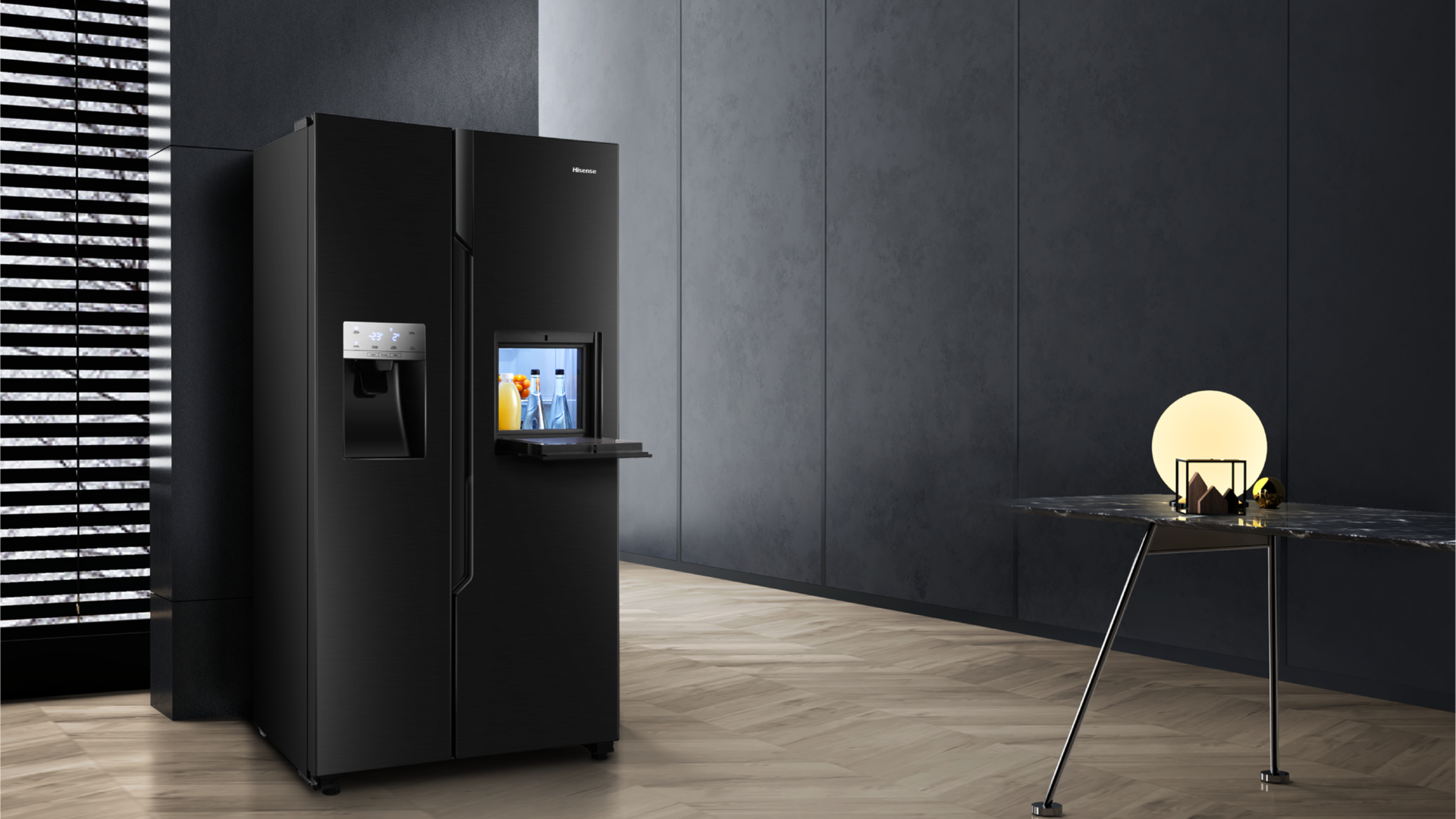 What To Look For In A Side-By-Side Hisense Fridge